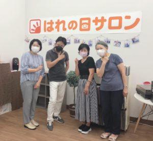 常盤平店新スタッフ3人